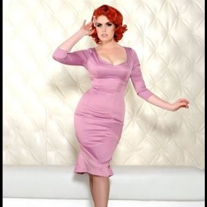 Rare Pinup Girl Priscilla Dress Stop Staring Style